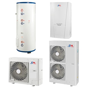 Cooper&Hunter home heat pump